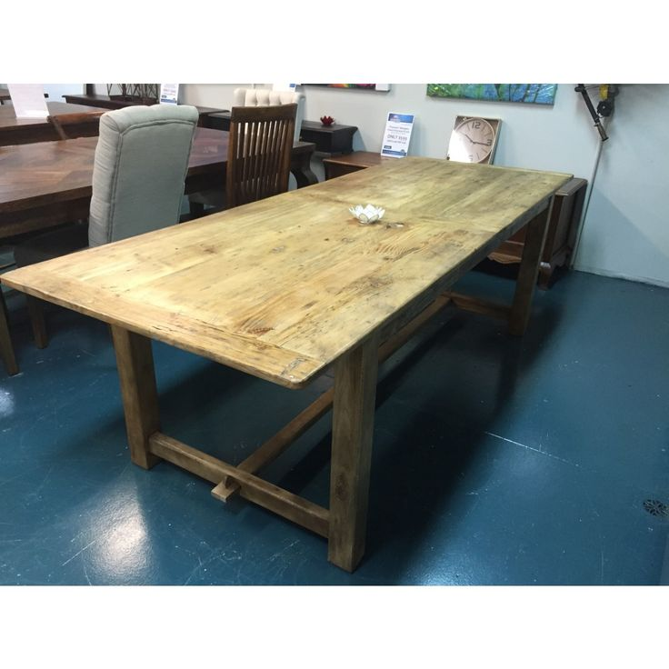 ON DISPLAY IN SHOWROOM OPEN 7 DAYS Unit 6 Salisbury Road Castle Hillbr Br The Provincial Dining Table Is Superbly Handcrafted From Recycled