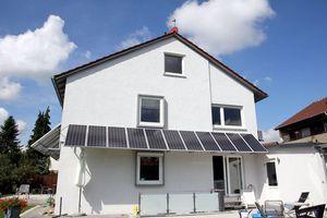 Photovoltaikanlage selbst montiert Bauanleitung zum selber bauen