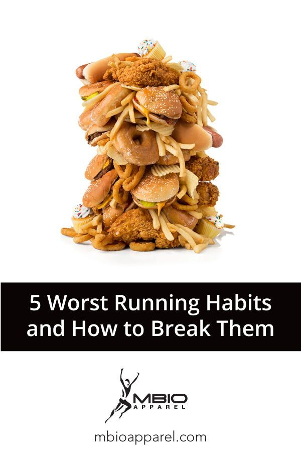 2ba2ce9bb2 it s best to discover the bad habits you ve adopted sooner rather than  later so you can break them immediately. Here are a few of the most common  poor ...