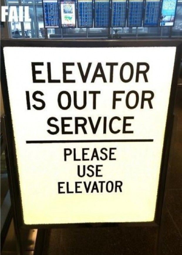 34 Confused Warning Signs That Are Having An Identity Crisis