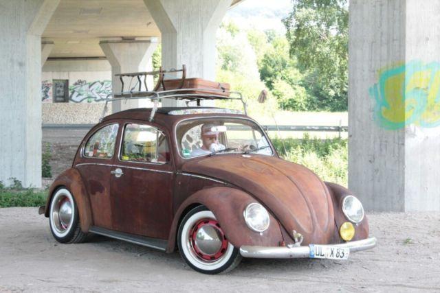 VW Käfer Rat Look