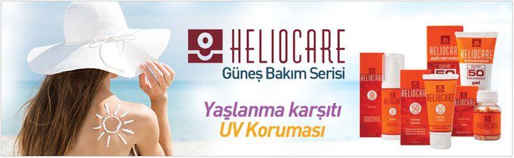 Güneşten korunmanın önemi #heliocare #güneşkremi