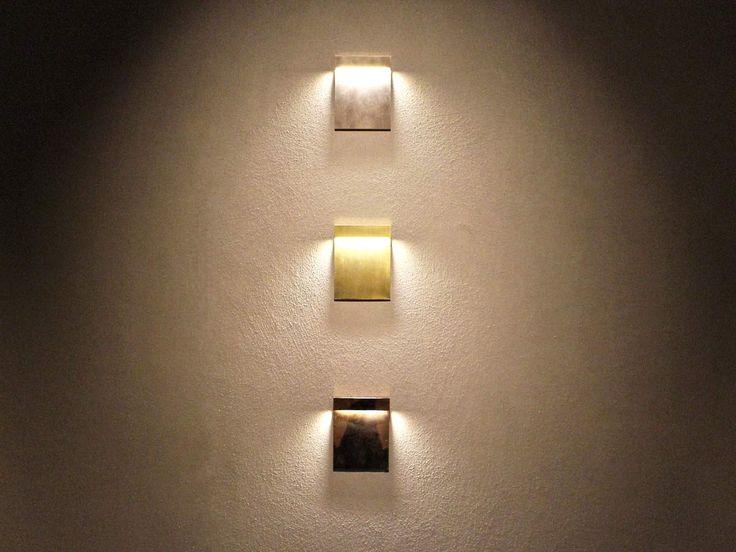 Outdoor decorative lighting Real Matter FLOS Wall lighting