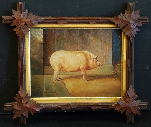 Portrait Oil Painting Ebay