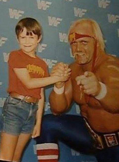 Randy Orton Hulk Hogan
