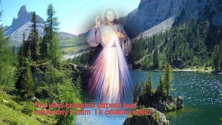Korunka k Božímu milosrdenství (Česká verze)