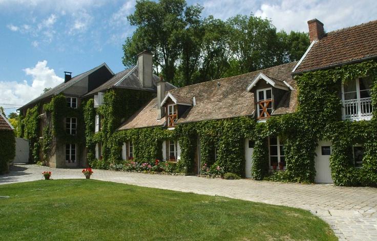 Les 73 meilleures images propos de guest houses b b for Chambre d hotes champagne region