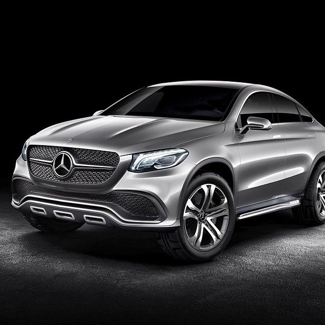 Bmw X6 Production: 10 Best Mercedes-Benz Concept Coupe SUV Images On