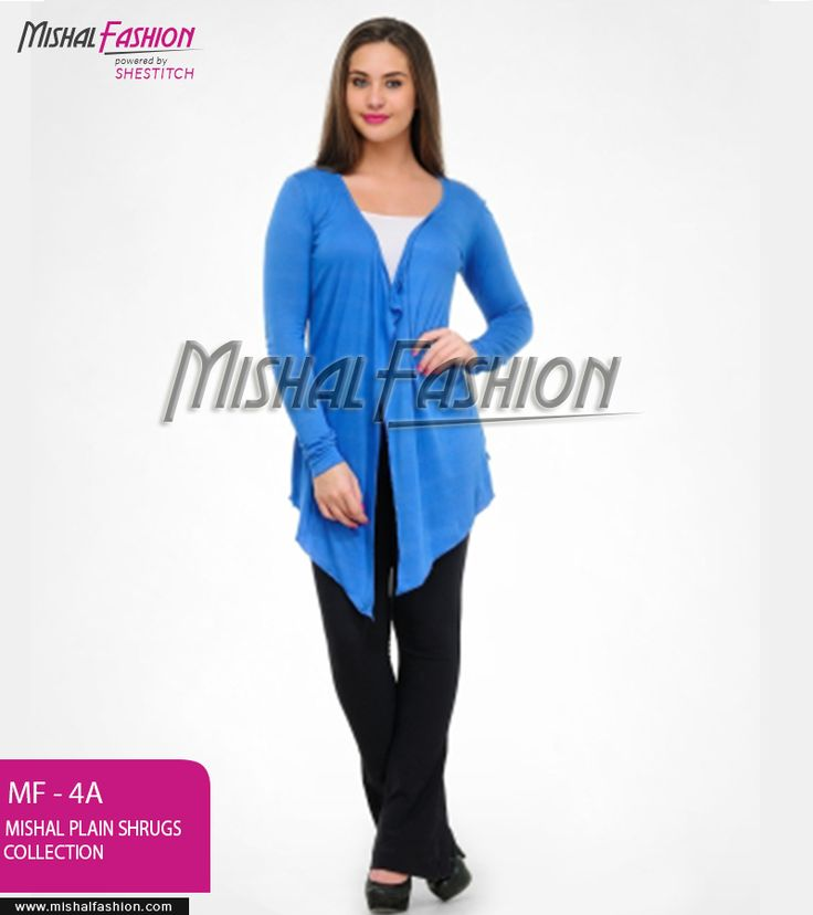 Shop for the best quality ‪#shrugs‬ in so much reasonable rates. This collection comprises of elegant colors. PKR: 750 / USD: $8 ☛ {+92-322-3504542} ‪#shrugsfashion $onlineshopping #womenstyle #clothes