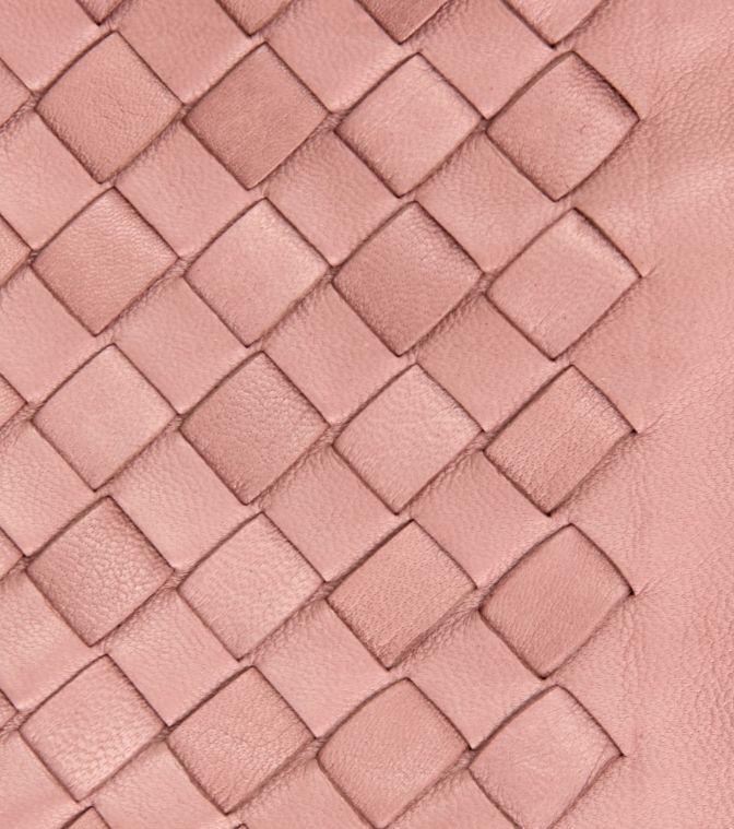 Bottega Veneta, new color 'Watteau' _ skin - operation - stitches - weaving skin to connect back together