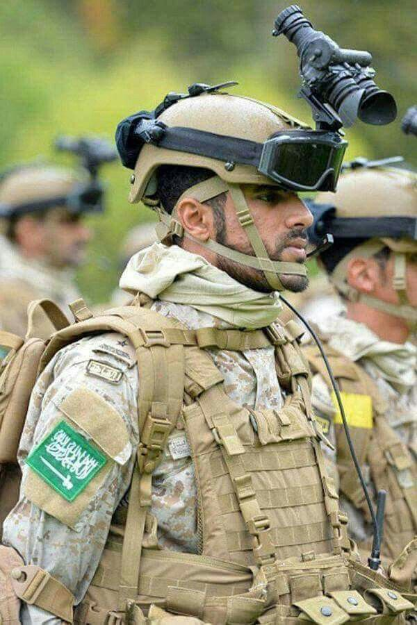 SAEQAH - Is the name of Saudi Arabian Special Operations Forces. Many of its officers, junior and noncommissioned officers are trained by the Pakistani Special Services Group (SSG).  WarHead ° Pakistan Defence Command