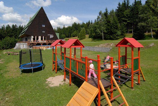 Užijte si dovolenou v hotelu přizpůsobeném pro rodiny s dětmi