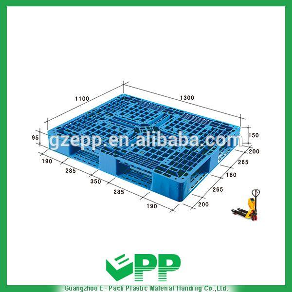 virgin hdpe warehouse Plastic Pallet for Sale euro pallet price