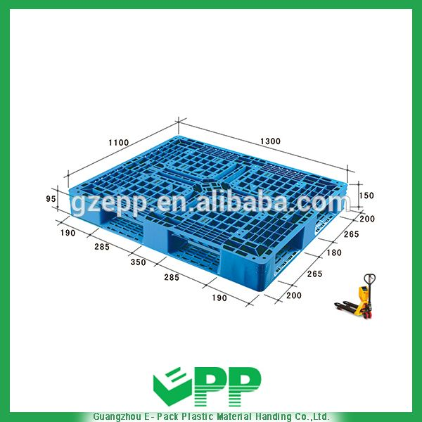 virgin hdpe warehouse Plastic Pallet for Sale euro pallet price