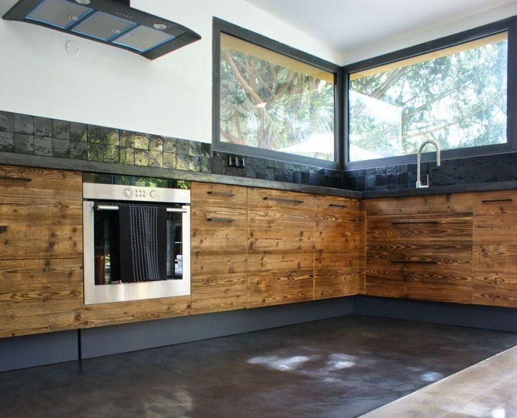 10 best antonio citterio images on pinterest contemporary unit kitchens kitchen designs and - Plan de travail beton cire ...