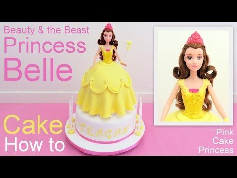 See how to make a Disney Princess Rapunzel doll cake from Disney's Tangled movie. This easy Tangled cake decorating tutorial will show you how to decorate a ...