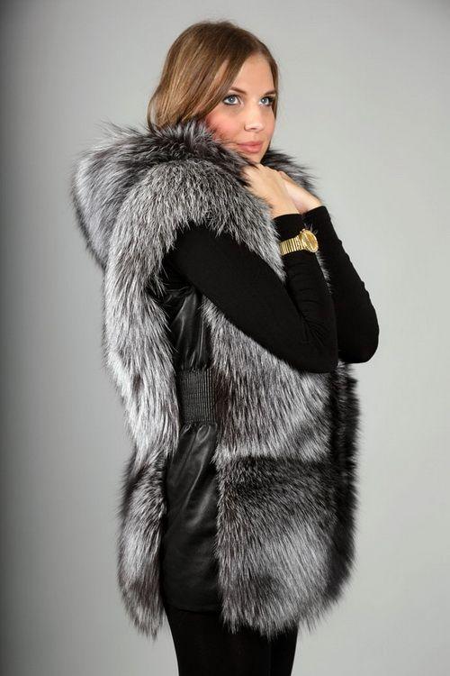 Меховые жилеты 2016 года: фото модных тенденций, с чем ...