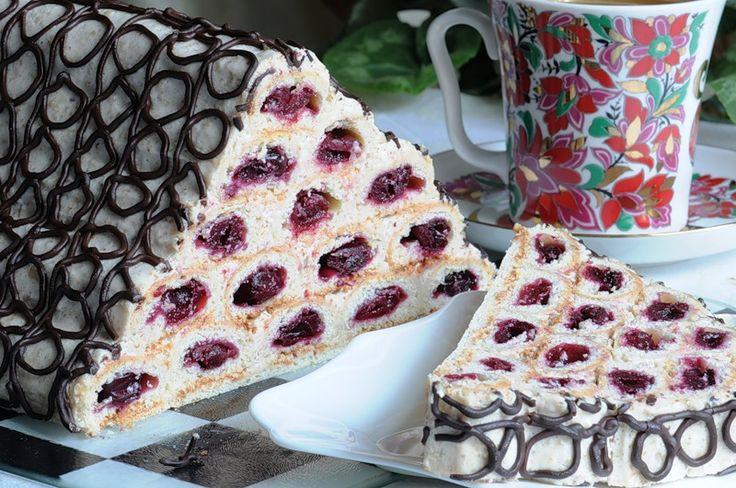 Оригинальный торт в виде избы на 14 февраля