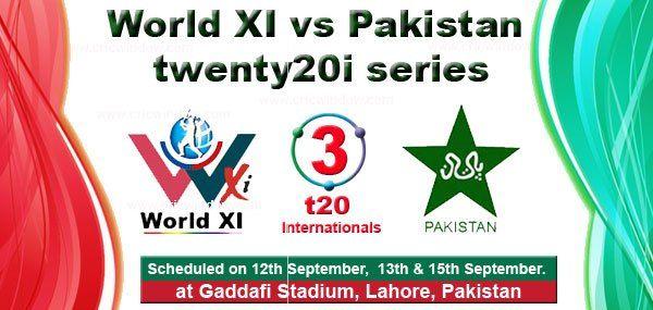 World XI tour of pakistan: ICC team reaches Lahore to review security arrangements