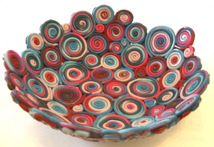 Polymer Clay Polyzine - Fall 2005 - Noodly Stuff - By Marty ...