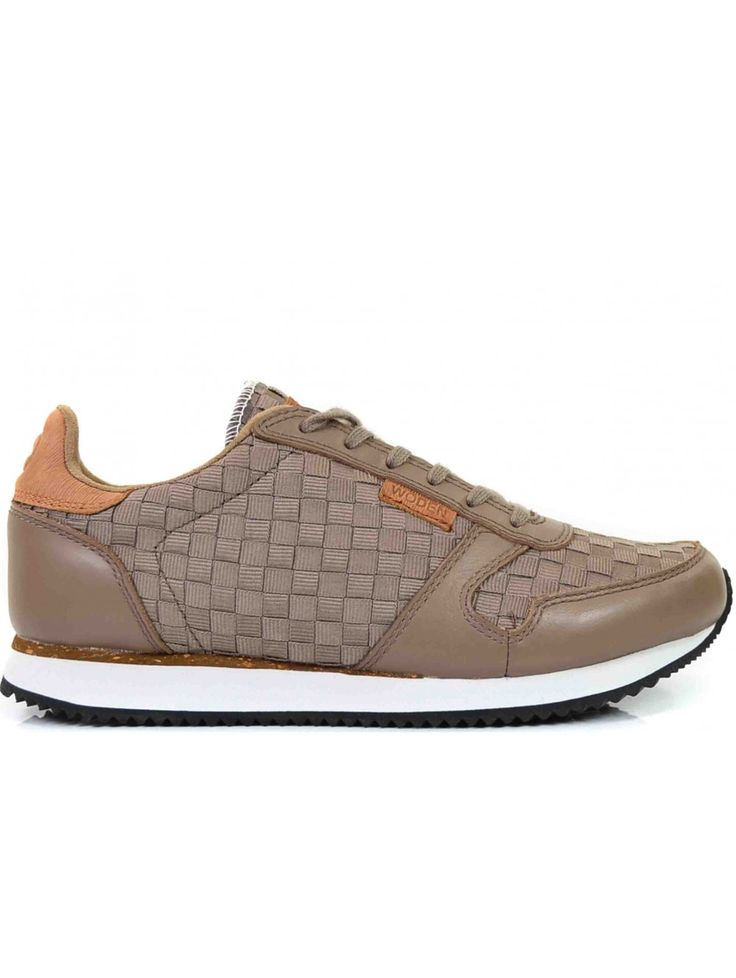 Chaussures De Sport En Cuir Twoday Olive Scapino 8V38KW5
