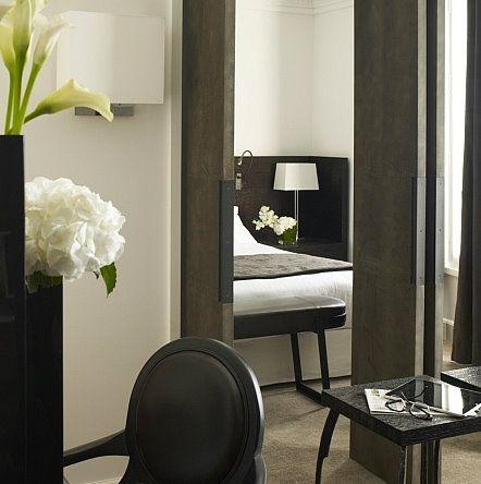 Hotel Montalembert Paris: Designed by Christian Liaigre