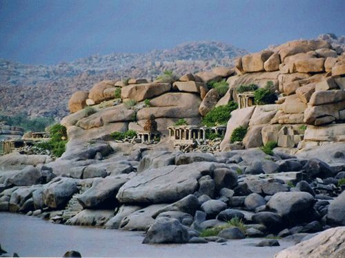 Hampi Karnataka India Karnataka Pinterest Places Hampi And India