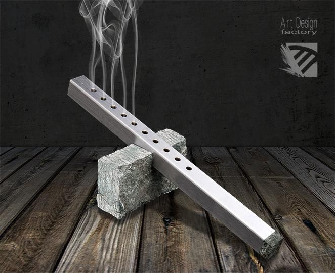Art Design Factory - Product - Oblivion rock - incense holder
