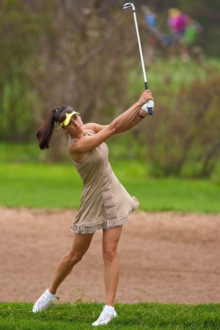 Maria Verchenova Professional golf player, Olympic Record Holder #LadiesGolf
