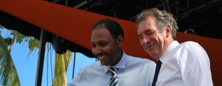 Le MoDem investit Thierry Robert - 7 Lames la Mer