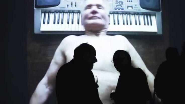"""Józef Robakowski """"Video-teatrzyk Józefa R.""""   22.01 - 08.03.2015   Galeria Labirynt, Lublin"""