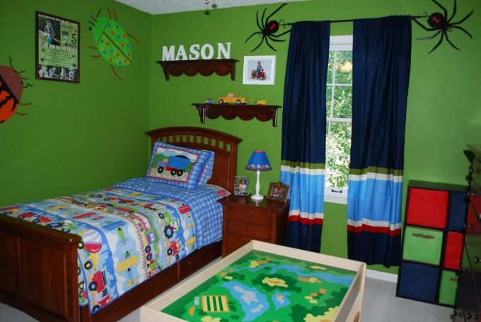 1000 Ideas About Green Boys Bedrooms On Pinterest Boy Bedrooms Boys Bedro
