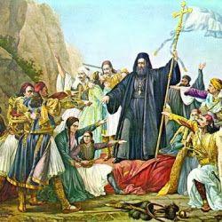 25η Μαρτίου 1821: 10 ποιήματα με τους ήρωες του 1821 Greek Independance Day 25th March,