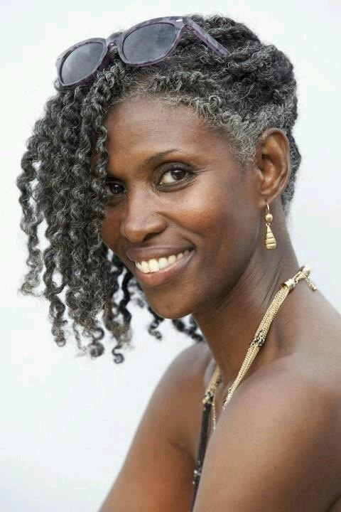 most beautiful natural black woman