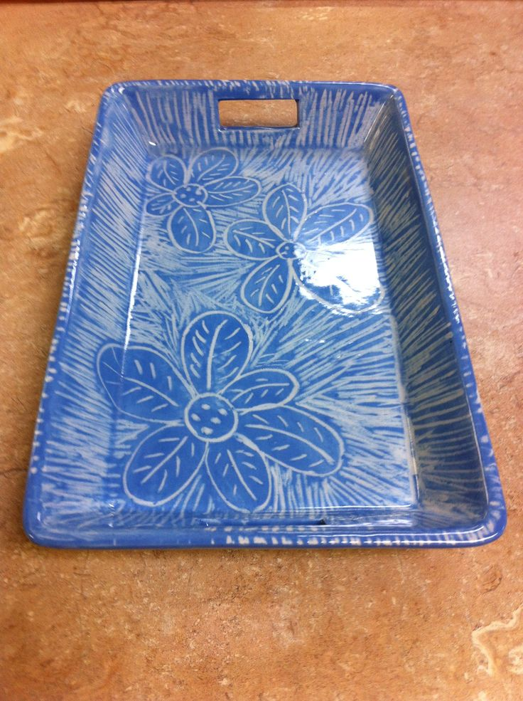 Ceramic glazing techniques pinterest crafts for Ceramic mural tutorials