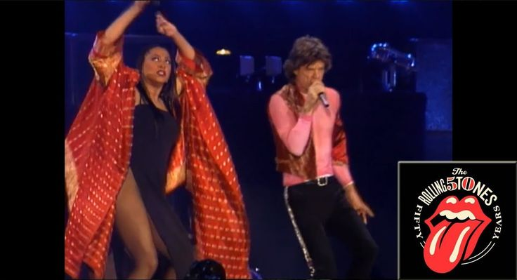 The official promo for the Rolling Stones' 1998 single 'Gimme Shelter', a live version of their 1969 studio recorded release. The video was filmed live at th...