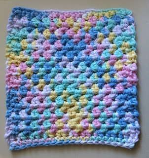 CROCHET DISHCLOTH PATTERN QUICK « CROCHET FREE PATTERNS