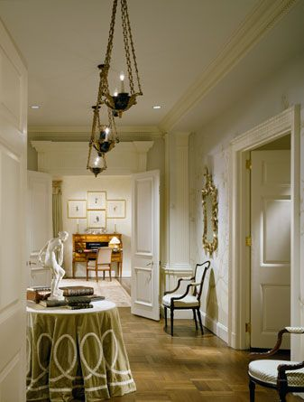Mcmillen inc recent projects classic apartment at sutton place aunt bettytraditional interioryork apartmententry foyergrand