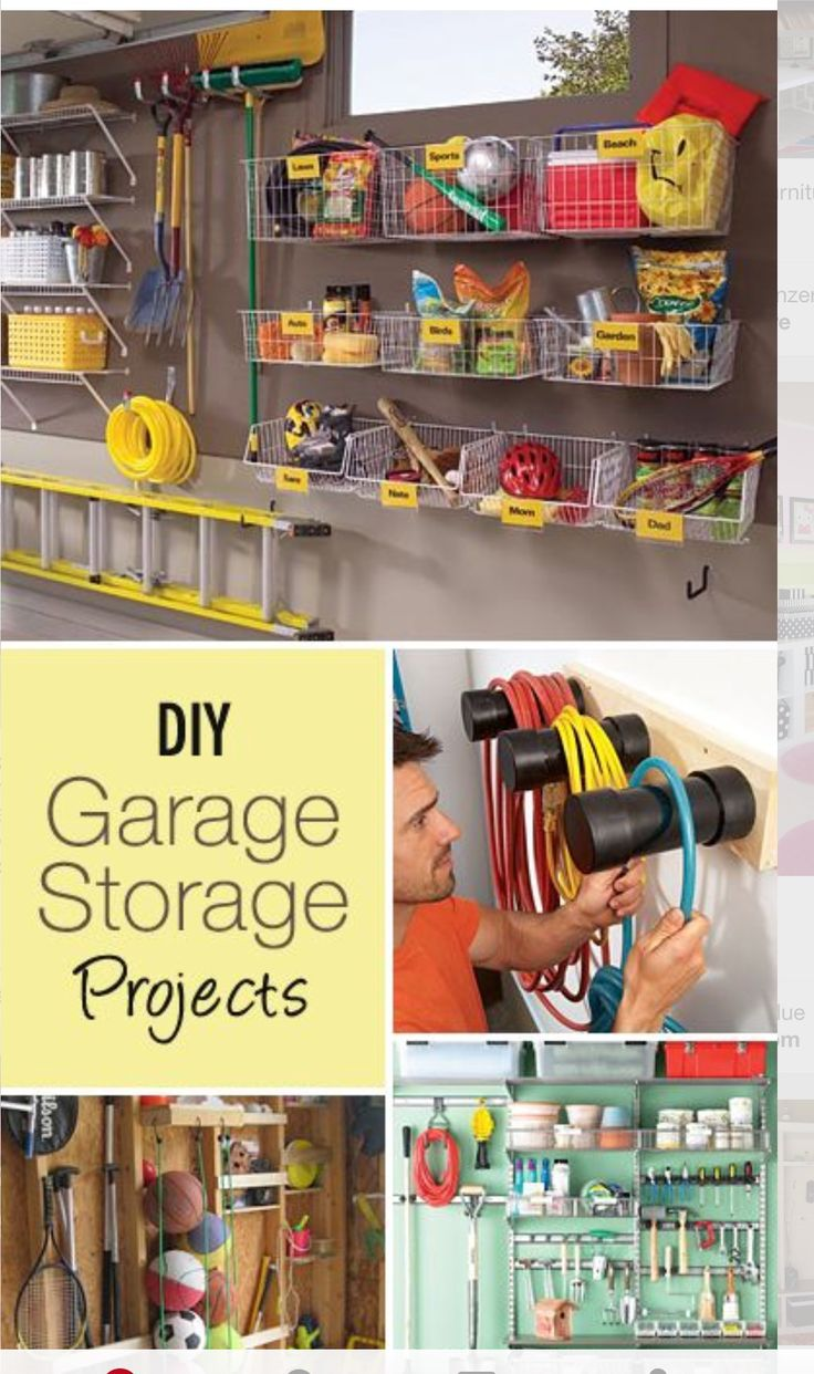 best garage ideas images on pinterest for the home