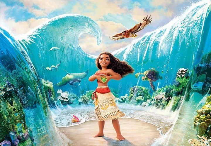 モアナと伝説の海|映画|ディズニー|Disney.jp |