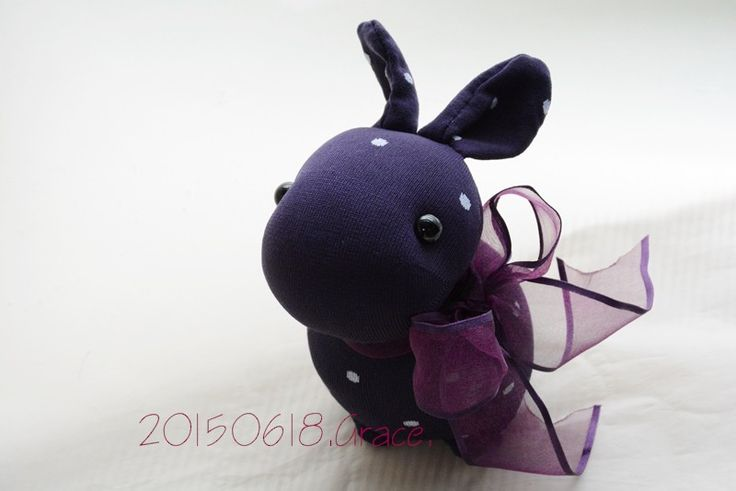 #200 sock rabbit