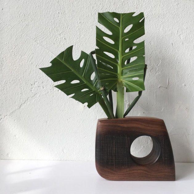Ξύλινα κασπό με οικολογική... συνείδηση από την Καλιφόρνια - Tlife.gr