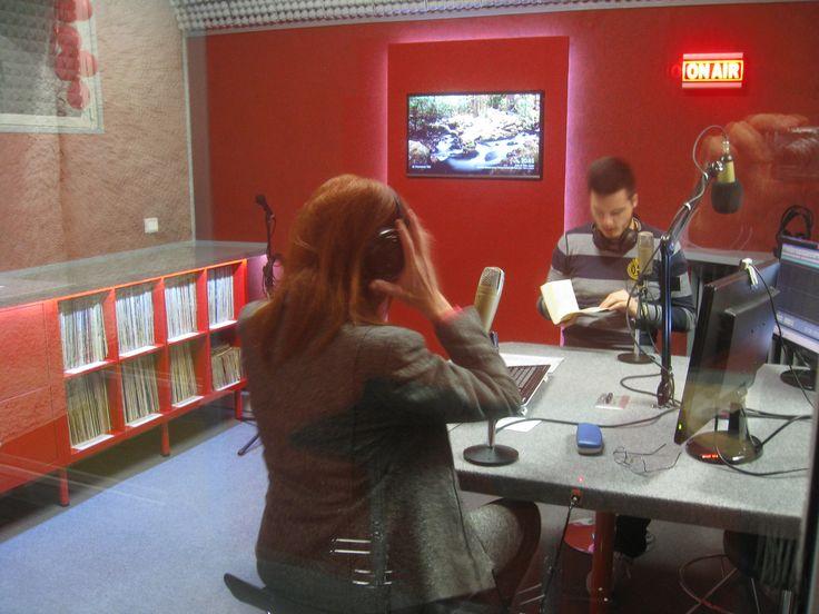 intervista gennaio 2016 rilasciata a Radio TRM