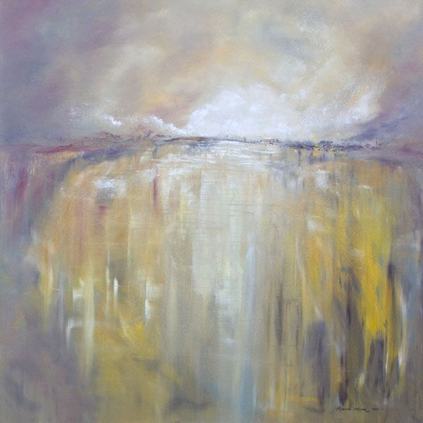 """""""Down the River"""" by Melanie Meyer from her Emergence Art Gallery in cape Town"""