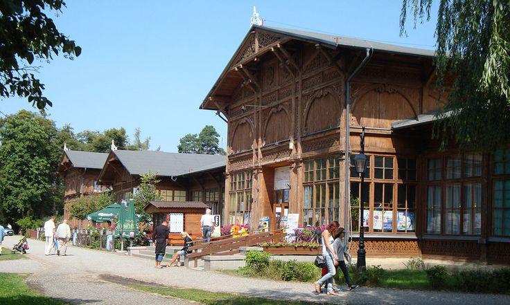 Ciechocinek Park Zdrojowy Pijalnia MZW 2013 469 - Ciechocinek – Wikipedia, wolna encyklopedia pijalnia wód mineralnych