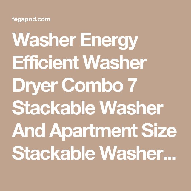 Best 20+ Stackable washer dryer dimensions ideas on Pinterest ...