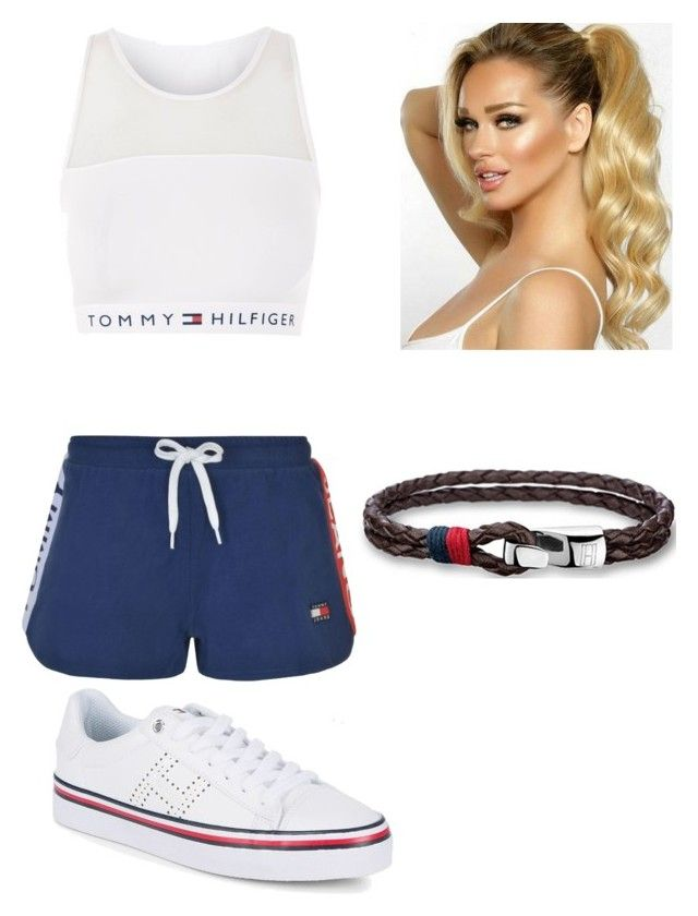 """Hilfiger girl"" by gmusc6 on Polyvore featuring Tommy Hilfiger"