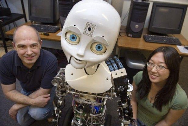 Smile, Cry, Trust Me...I'm A Robot - Technology News - redOrbit @Optivion #tech #science