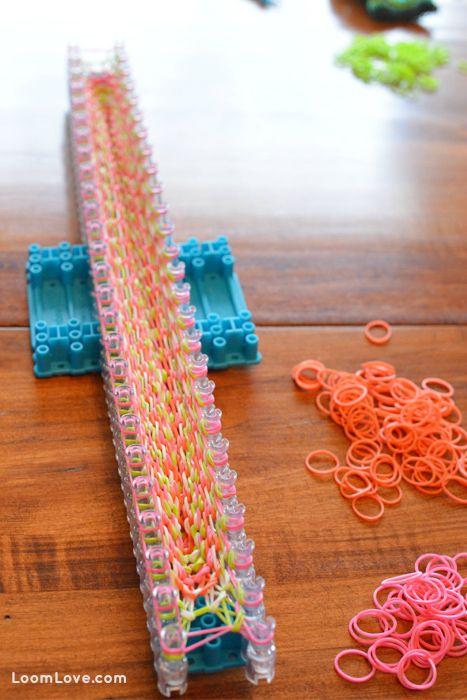 Rainbow Loom Pattern For Easter Basket Rainbow Loom