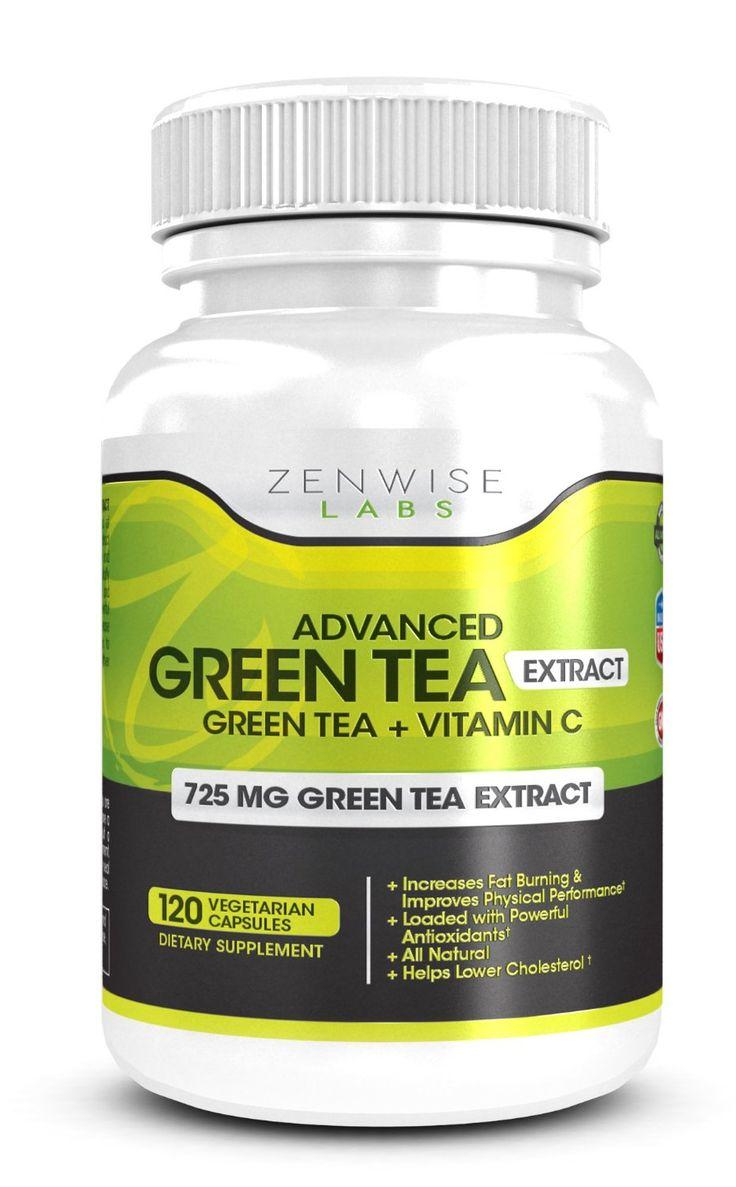 Zenwise Labs Advanced Green Tea Extract {Review} — Posh Beauty Blog